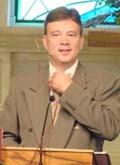 Weldon Moak, Pastor